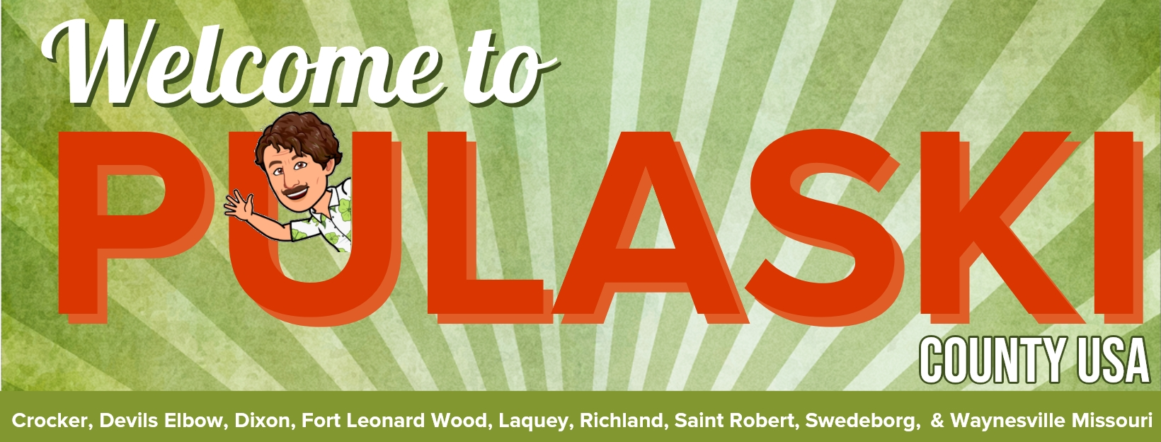 Welcome to Pulaski County USA!