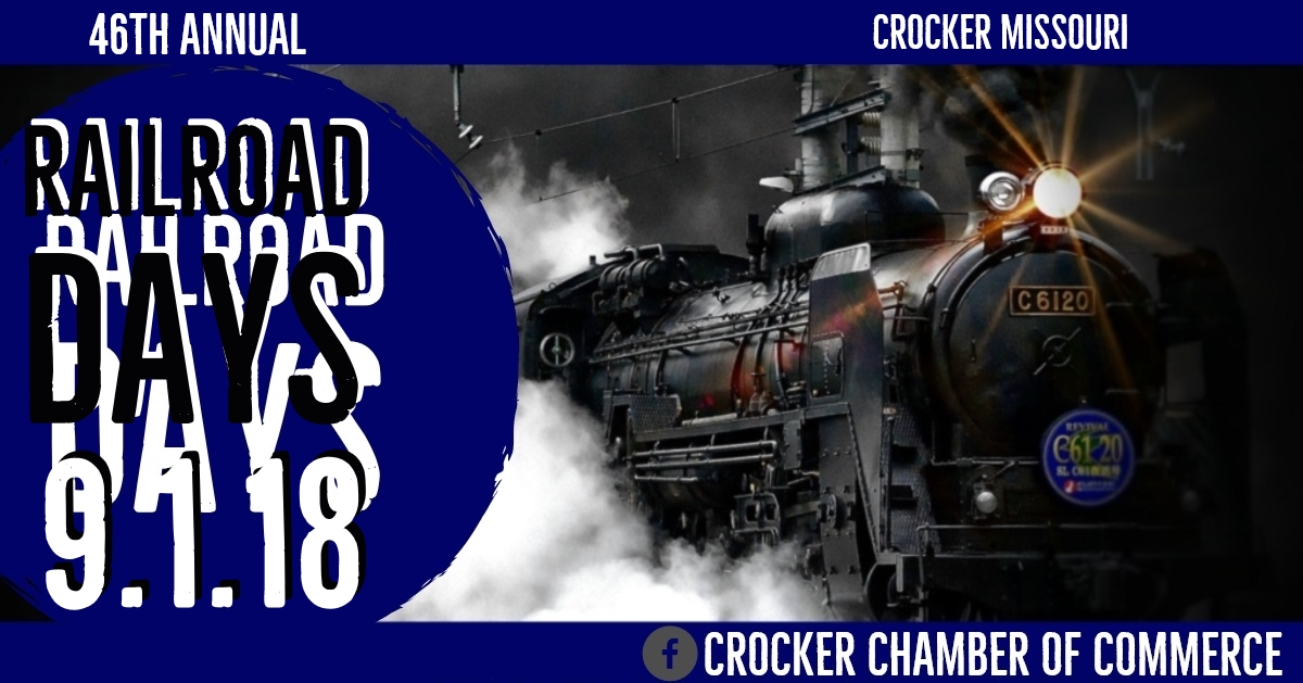 46th Annual Railroad Days September 1