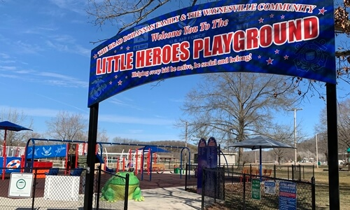 Little Heroes Playground, Waynesville, Missouri