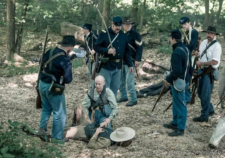 Old Settlers Day, last weekend in July - Waynesville MO