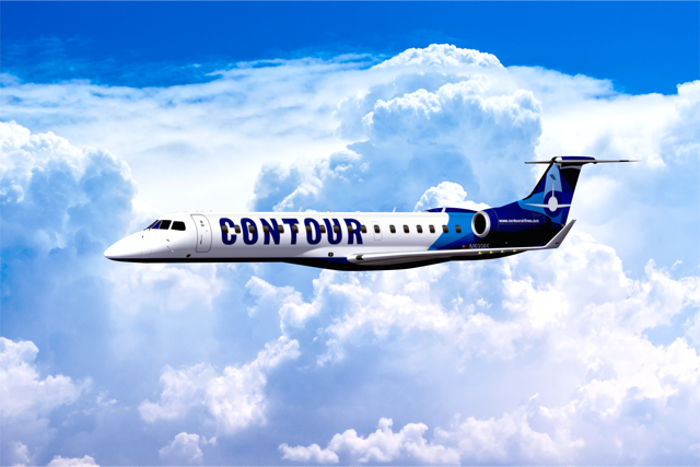 Waynesville-St. Robert Regional Airport announced commercial jet service with Contour Airlines January 8, 2019.