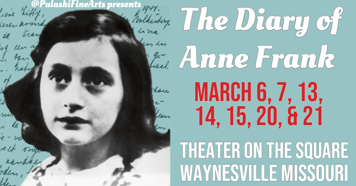 The Diary of Anne Frank at Theater on the Square