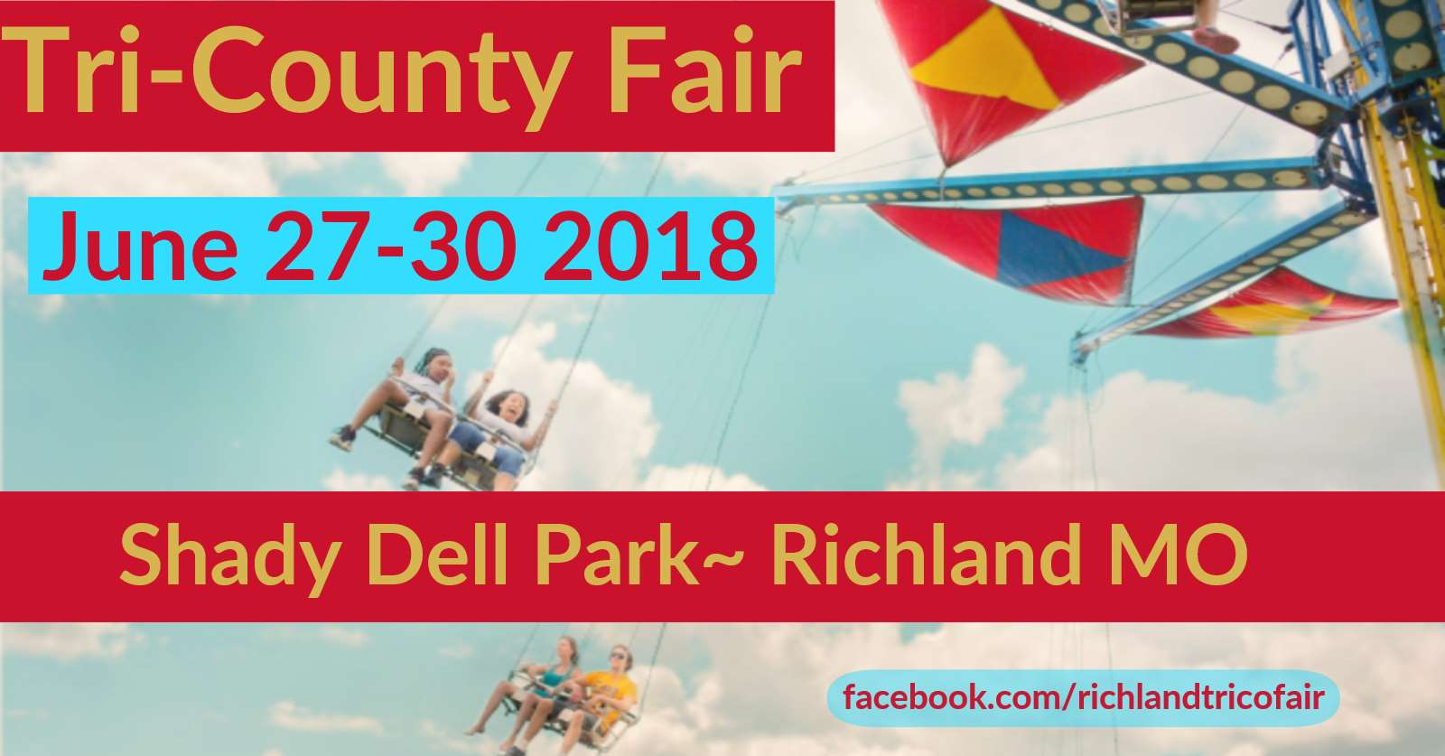 June 27 30 Tri-County Fair