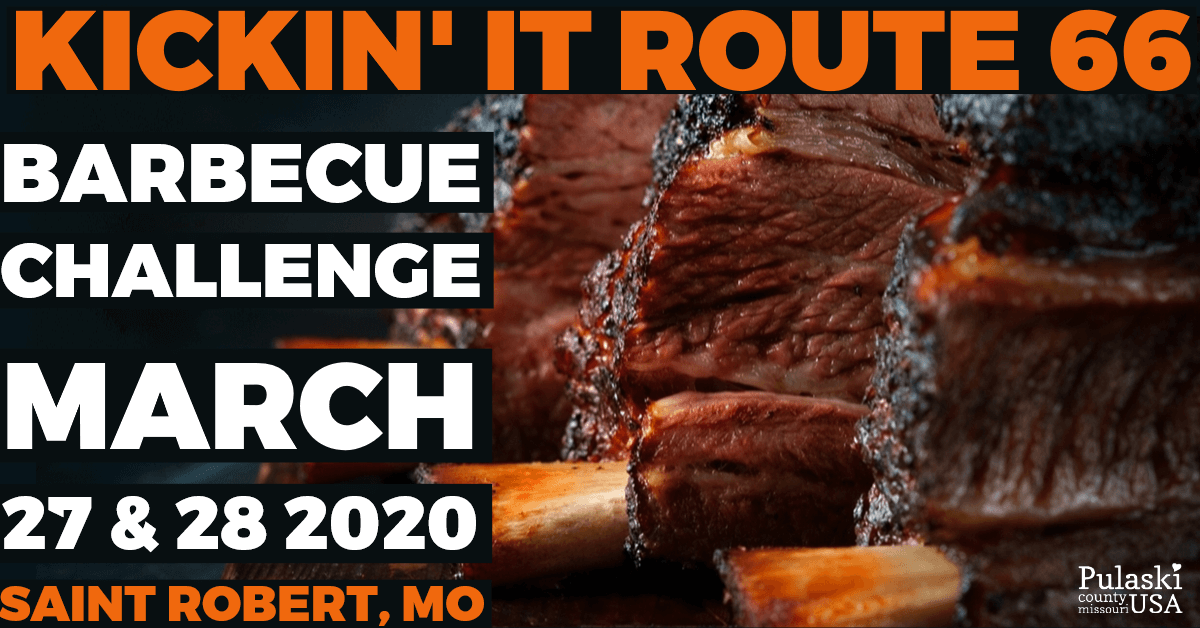 Kickin It Route 66 Barbecue Challenge KCBS Sanctioned