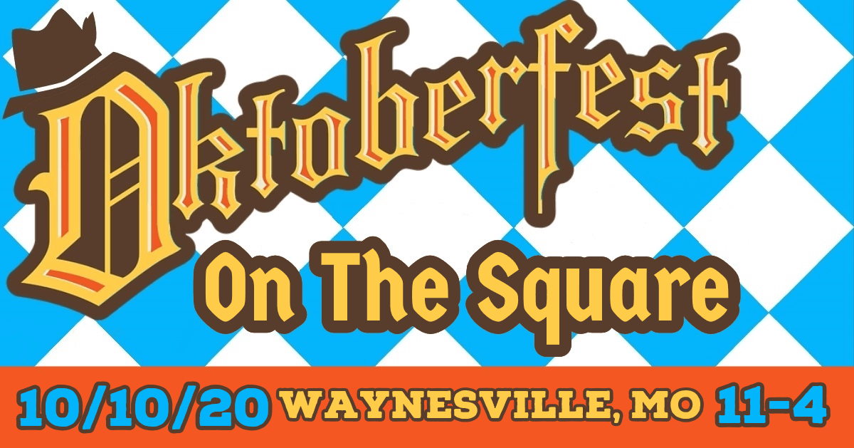 Oktoberfest on the Square Waynesville Missouri