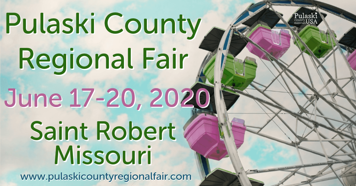 Pulaski County Regional Fair Saint Robert Missouri