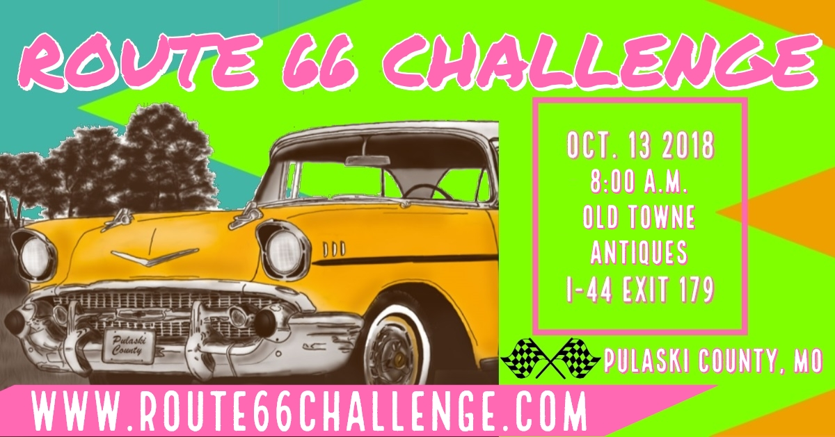 Route 66 Challenge