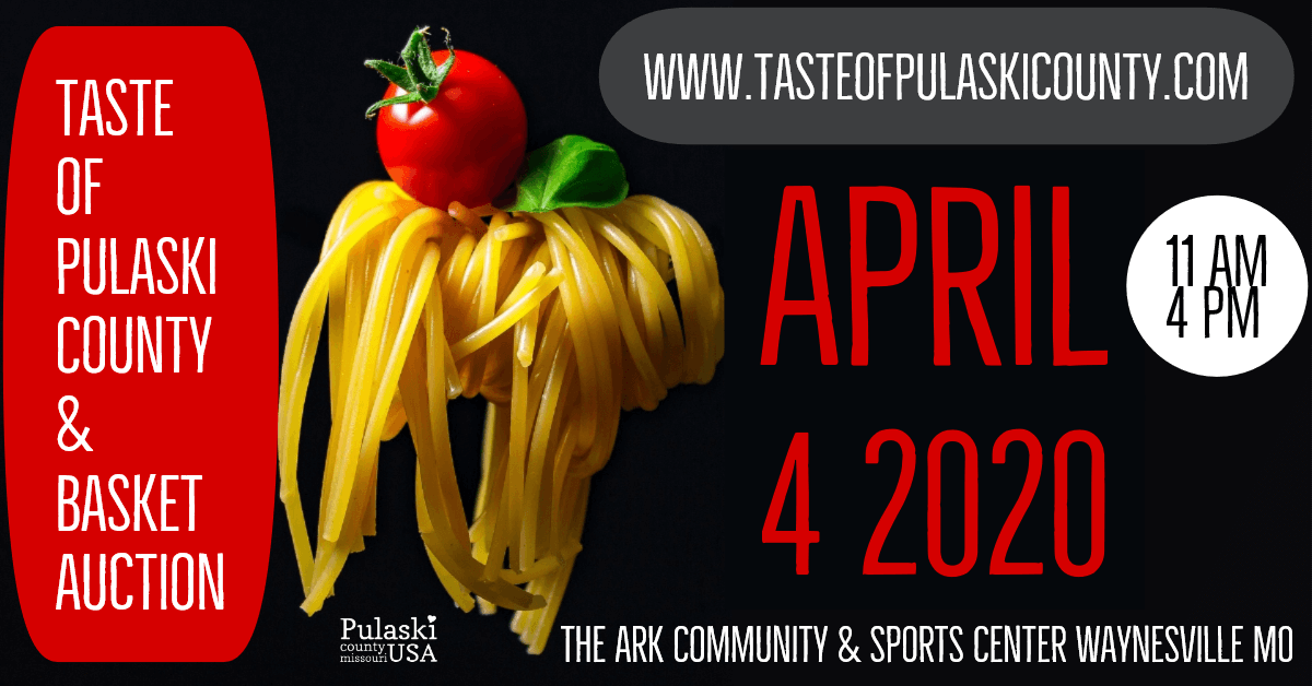 Taste of Pulaski County & Basket Auction